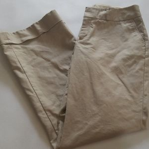 Banana Rpublic Martin Fit Trousers 4S